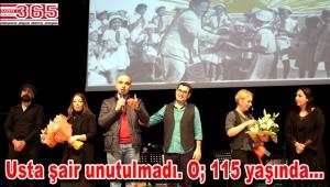 """Memleketim Nazım Hikmet"" Bakırköy'de sahnelendi"