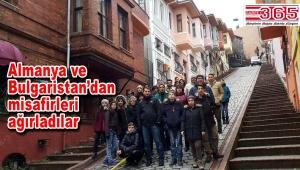 Müdür İlhan: Global teröre en iyi cevap; Erasmus…
