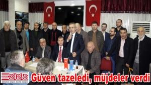 Of-Hayrat BMD'de İdris Türk ile yola devam…