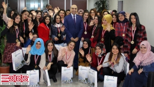 Tuncelili kızların hayalini Bakırköy Belediyesi gerçekleştirdi
