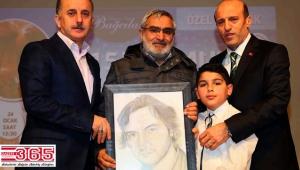15 Temmuz şehidi Halil Kantarcı'nın babasını duygulandıran hareket…