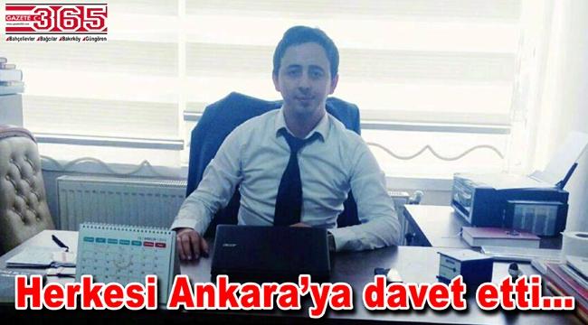 """""""2023 Dünya Genci Türkiye'nin Yanında"""" konferansına sayılı günler kaldı"""
