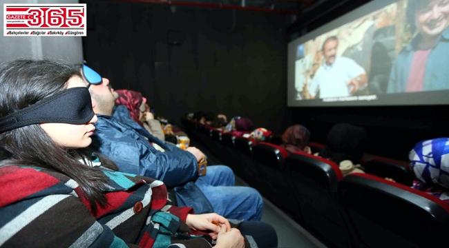 Görme engellilere betimlemeli sinema