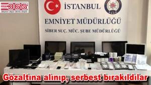 """Bağcılar ve Bahçelievler'de """"yasa dışı bahis"""" operasyonu…"""