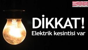 Bağcılar ve Güngören'de 3 günlük elektrik kesintisi…