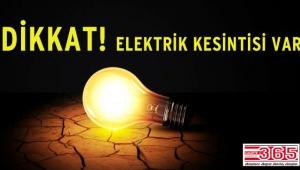 Bağcılar ve Güngören'de 4 günlük elektrik kesintisi…