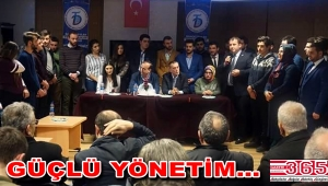 Bahçelievler Trabzonlular Derneği gençlik kolu yönetimini oluşturdu