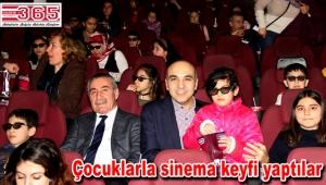 """Başkan Kerimoğlu: """"Bakırköy'de sinemaya gitmeyen çocuk kalmayacak"""""""
