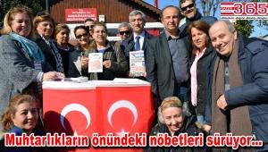 CHP Bahçelievler tüm vatandaşların oyuna sahip çıkıyor