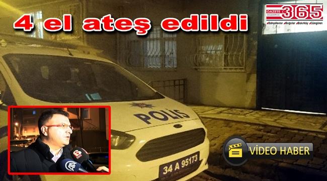 Gazeteci Cem Küçük'ün Güngören'deki evine silahlı saldırı…