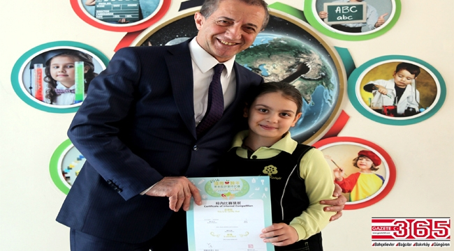 İhlas Eğitim Kurumları öğrencisinden uluslararası başarı…