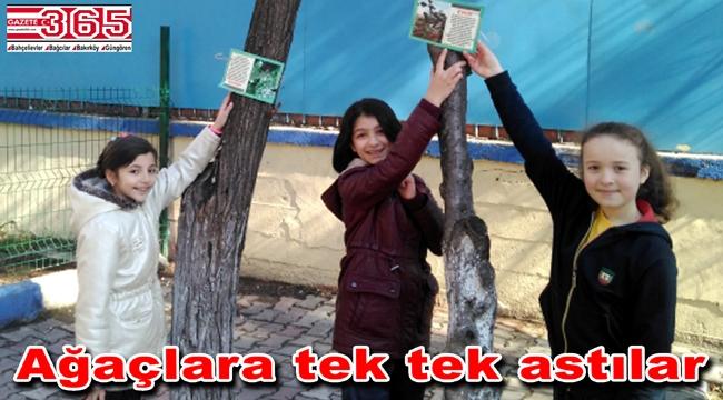Kuleli Ortaokulu doğa dostu okul olma yolunda…