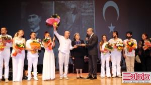 Usta Yazar Yaşar Kemal Bakırköy'de anıldı