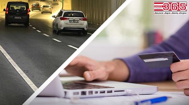 Avrasya Tüneli geçiş ücreti artık internetten kolayca ödenebiliyor