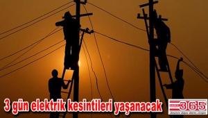 Bahçelievler, Bağcılar ve Güngören'de elektrik kesintisi…