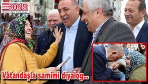 CHP Güngören'e referandum çıkarması yaptı