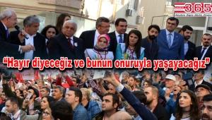 Kemal Kılıçdaroğlu'ndan Güngören'e 'hayırlı olsun' ziyareti…