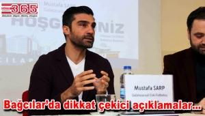 """Sarp: """"Terim Galatasaray'ın Kocaman Fenerbahçe'nin başına geçer"""""""