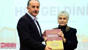 Selma Argon: Dedem Akif gönlü kırık gitti