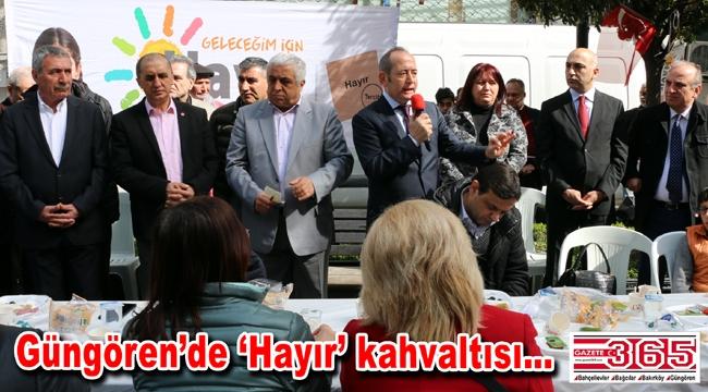 TBMM Başkanvekili Akif Hamza Çebi Güngörenlilerle buluştu