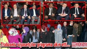 Trabzon'un kurtuluşunun 99. yılı Bahçelievler'de coşkuyla kutlandı