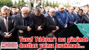 Başkan H. Yusuf Yıldırım'ın babası vefat etti...