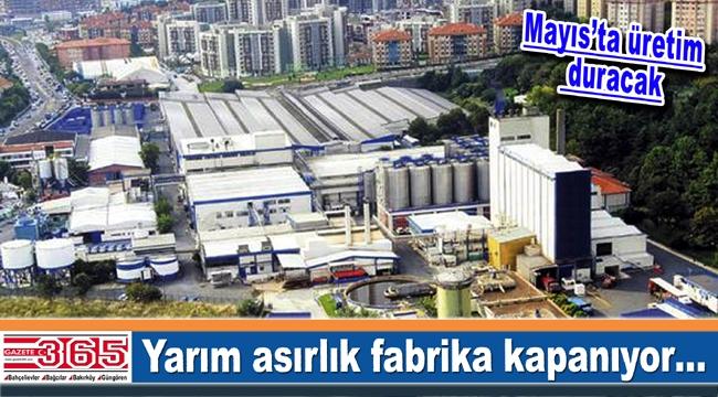 Anadolu Efes, Bahçelievler'deki fabrikasını taşıyor