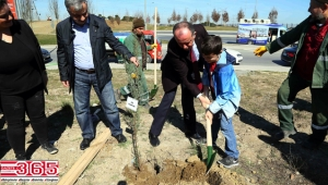 Bağcılar'da bahar seferberliği: 2500 ağaç, 1 milyon çiçek…