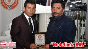 Bağcılar Güneşlispor'dan muhteşem gece…