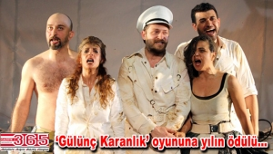 Bakırköy Belediye Tiyatroları Afife'de tam 4 ödül aldı