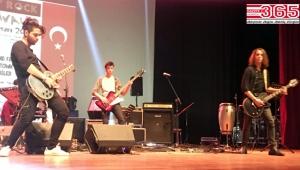 Bakırköy'de BAK'IN ROCK Festivali gerçekleştirildi