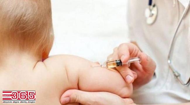 Bebeklik ve çocukluk dönemi aşı takvimi…
