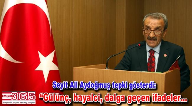 CHP Grubu'ndan Bahçelievler Belediyesi'nin faaliyet raporuna tepki...