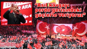 Cumhurbaşkanı Erdoğan Bakırköy'de 15 Temmuz programına katıldı