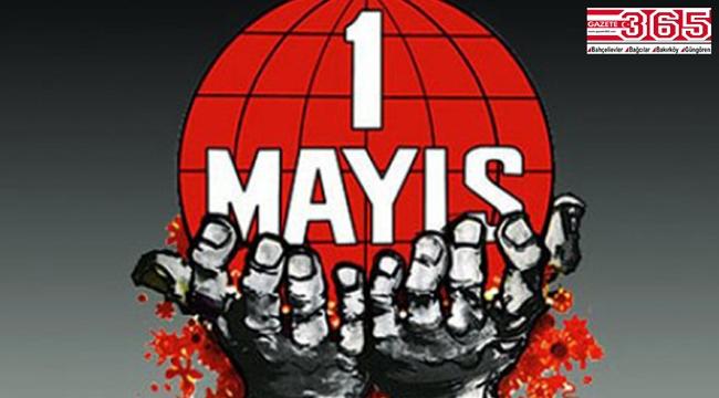 DİSK, KESK, TMMOB ve TTB'den ortak 1 Mayıs açıklaması…
