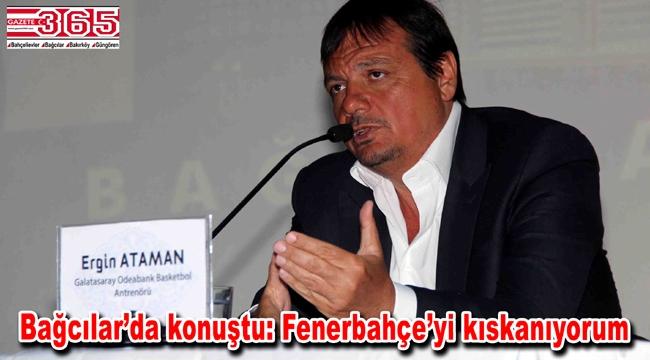 Galatasaraylı Ergin Ataman'dan Obradoviç ve Fenerbahçe açıklaması…