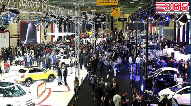 Geri sayım başladı. İstanbul Autoshow ziyaretçilerine kapılarını açıyor