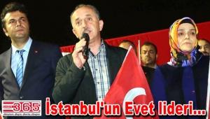 İstanbul'un 'Evet' lideri Bağcılar...