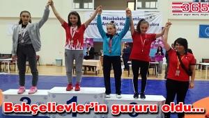 Selvi İlyasoğlu Avrupa Şampiyonası'nda Bahçelievler'i temsil edecek