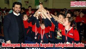 Süper Cup Basketbol Ligi'nde dereceye girenler ödüllendirildi