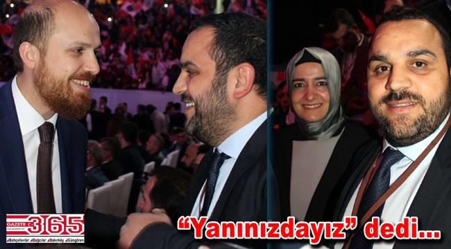 Vural Özağdaş: Her zaman Cumhurbaşkanımız Erdoğan'ın yanındayız