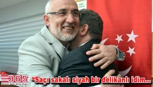 Abdullah Akçay'ın veda konuşması duygulandırdı
