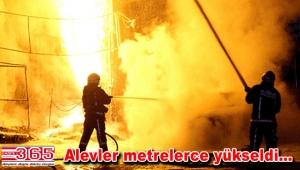 Bağcılar'da korkutan doğalgaz patlaması