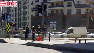 Bağcılar'da metro yakınında patlama paniği…