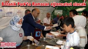 Bakırköy Belediyesi her gün 10 Bin kişilik iftar yemeği verecek