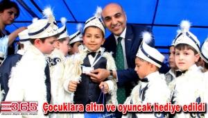 Bakırköy'de sünnet şöleni coşkusu yaşandı