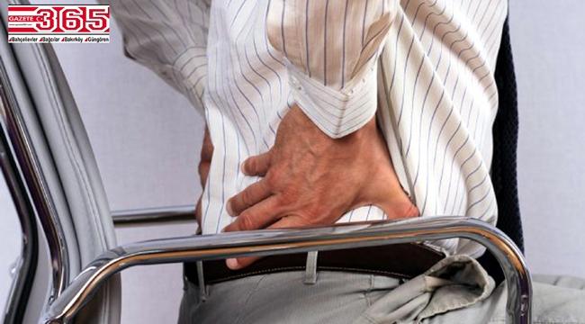 Uzmanından uyarı: Bel ağrınızın nedeni kabarık cüzdanınız olabilir