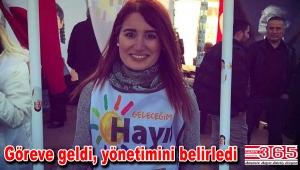 CHP Bakırköy Gençlik Kolu'na atama yapıldı
