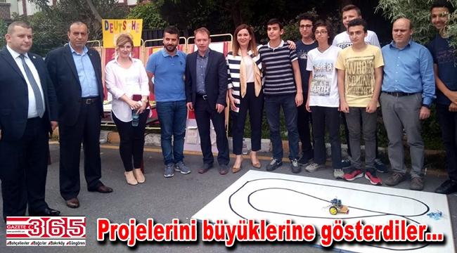 Dede Korkut Anadolu Lisesi Bilim-Kültür-Sanat ve Spor Şenliği takdir topladı