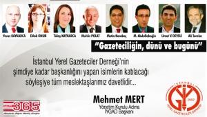 İYGAD'ın 8 eski başkanı bir araya gelecek, gazeteciliği konuşacak